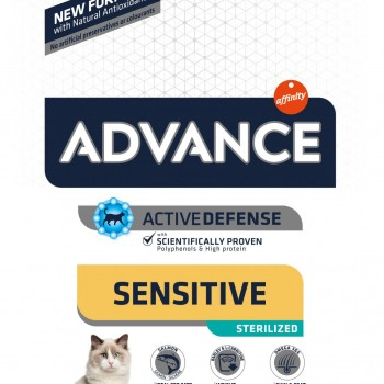 Advance Cat Adult Sensitive Sterilized